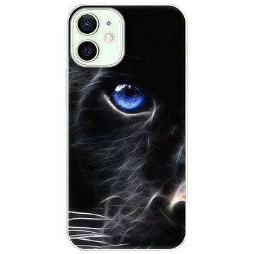 iSaprio Black Puma pro iPhone 12 (blapu-TPU3-i12)