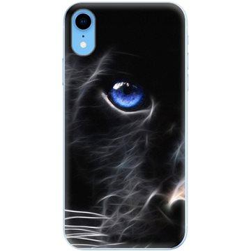 iSaprio Black Puma pro iPhone Xr (blapu-TPU2-iXR)