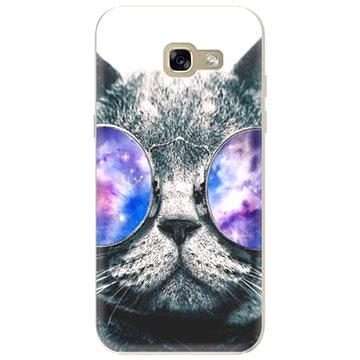 iSaprio Galaxy Cat pro Samsung Galaxy A5 (2017) (galcat-TPU2_A5-2017)