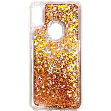iWill Glitter Liquid Star Case pro HUAWEI Y6 (2019) Rose Gold (DIP123_38)