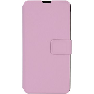 iWill Book PU Leather Case pro HUAWEI Y6 (2019) Pink (DAB625_38)
