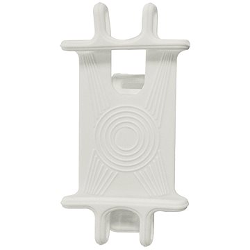iWill Motorcycle and Bicycle Phone Holder White (DAB733white)