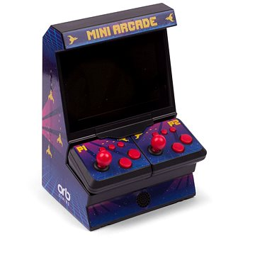 Orb - 2 Player Retro Arcade Machine (5060613313008)