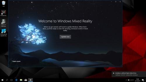 Windows Mixed Reality Headset