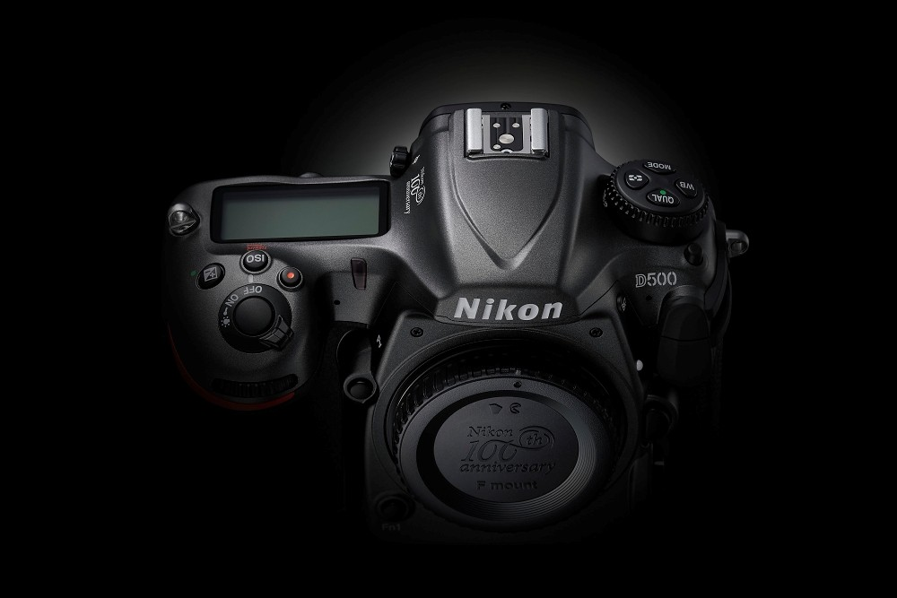 Nikon 100 let limitovaná edice aniversary