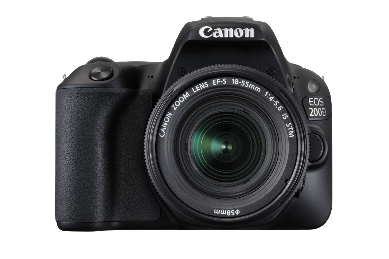 Canon EOS 200D černý