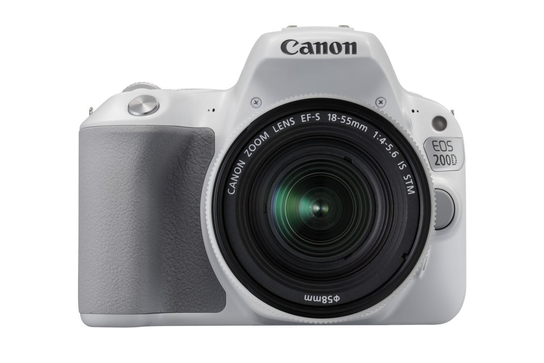 Canon EOS 200D bílý