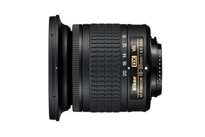 AF-P DX Nikkor 10-20mm f/4,5-5,6 G VR