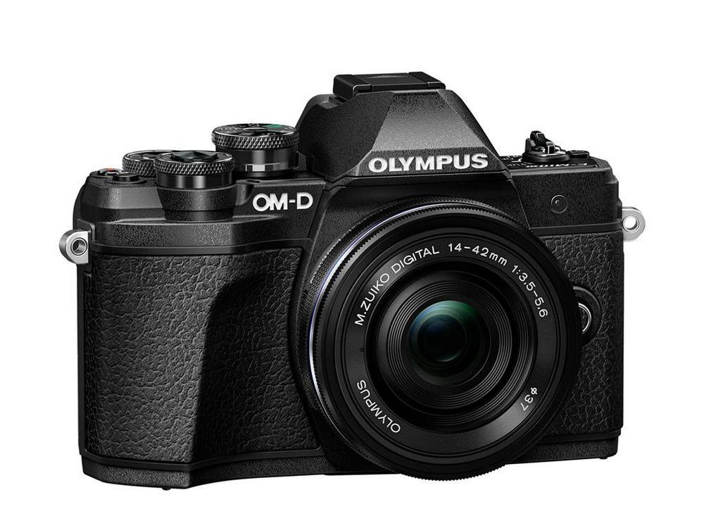 Olympus E-M10 Mark III - recenze test
