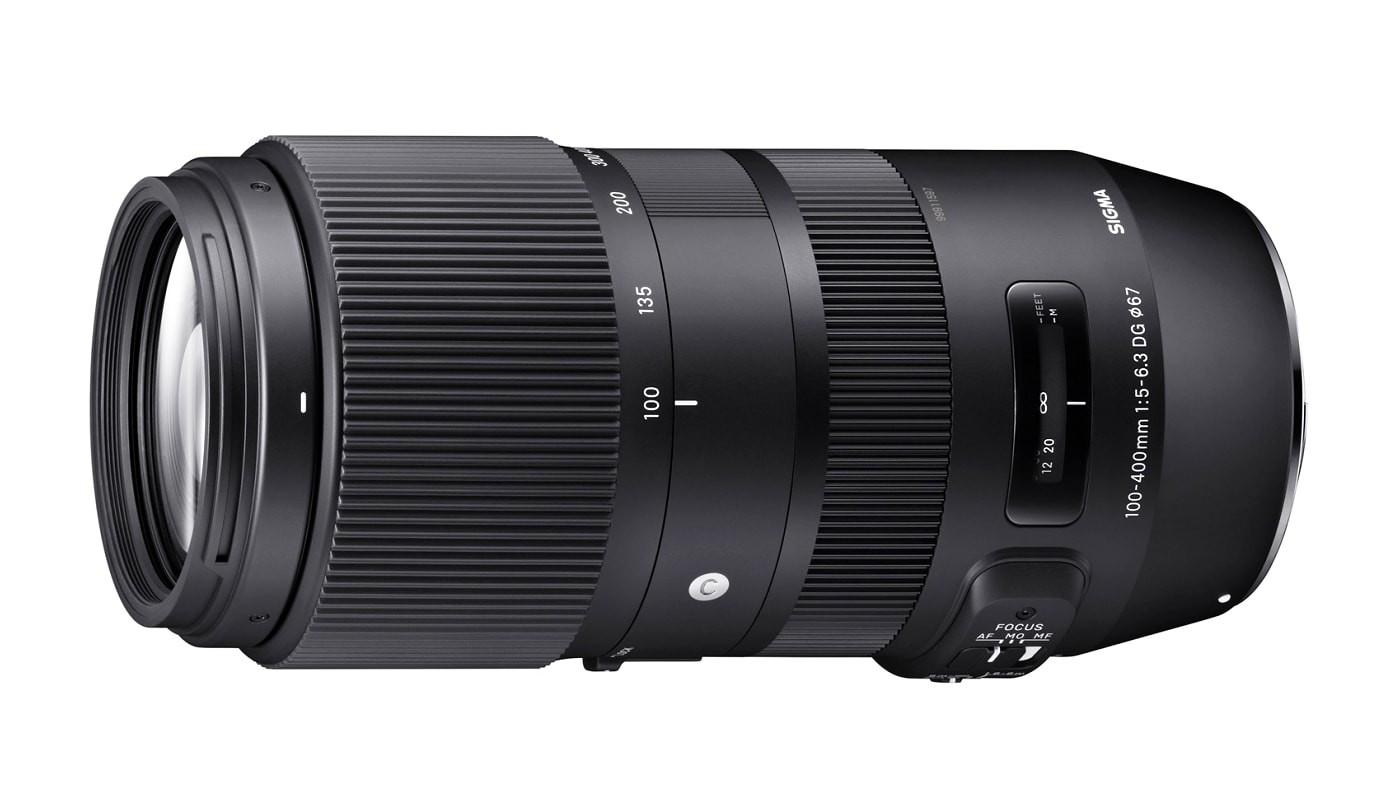 Sigma 100-400mm f/5-6,3 DG OS HSM Contemporary