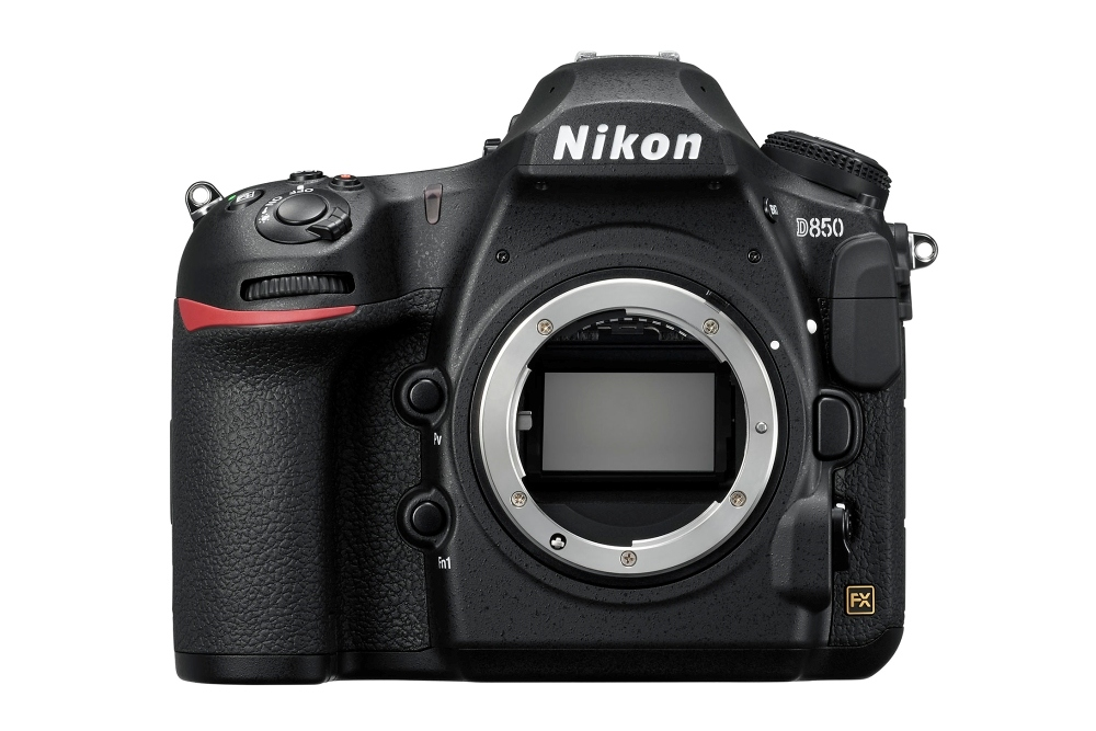 Nikon D850 recenze test