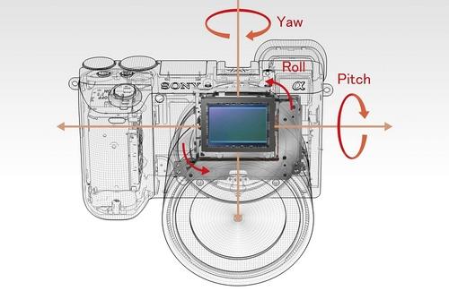 Sony a6500 - recenze test