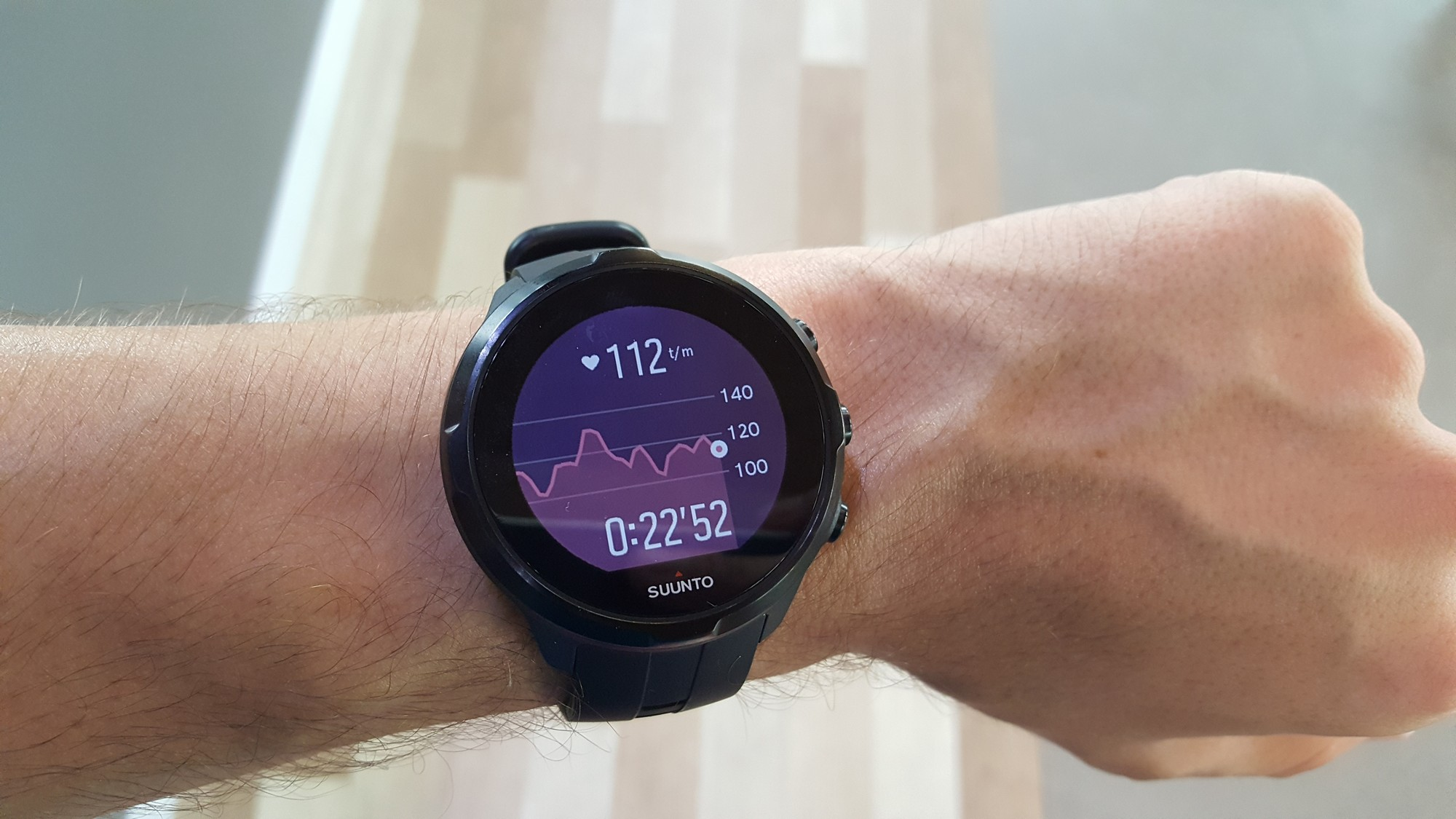 9314f11d9 Suunto Spartan Sport Wrist HR (RECENZE)   Alza.cz