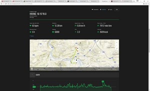Suunto Movescount web