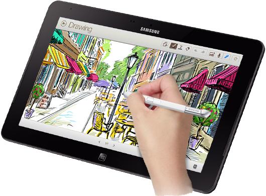 Samsung Ativ Tab Xe500 64gb 3g Tablet Pc Alza Cz